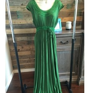 Max Studio Maxi Dress NWT